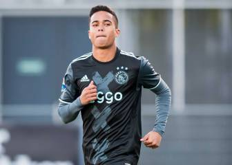 Debuta el hijo de Kluivert con el primer equipo del Ajax