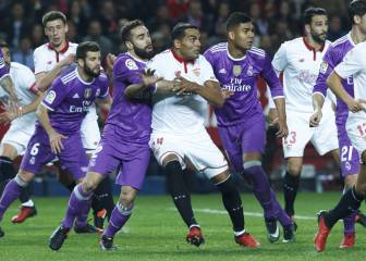 Sevilla fans go under the spotlight with Madrid visit
