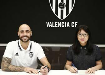 Oficial: el Valencia anuncia el fichaje de Zaza
