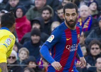 El difícil encaje de Arda: 12 goles y 'suplente por decreto'
