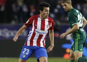 Nico Gaitán, el 'fichaje de invierno' para el Atlético