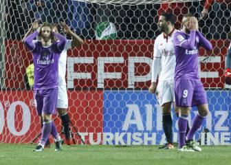 El Madrid se autocastiga