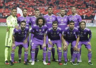 1x1 del Madrid: Ramos y Keylor, protagonistas involuntarios