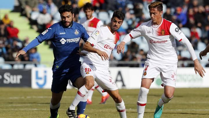 Jorge Molina salva un punto para un Getafe espeso