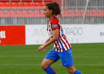 Alexandra López sustituye a María Alharilla en la lista contra Suiza