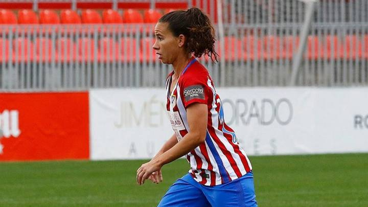 Alexandra López sustituye a María Alharilla en la lista