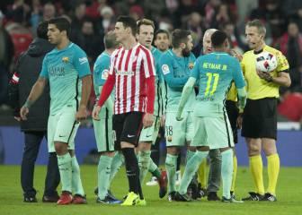 Borbalán pitará el Madrid-Celta y Mateu Lahoz el Atleti-Eibar