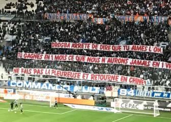 Drogba suena para el Marsella y la afición opina: