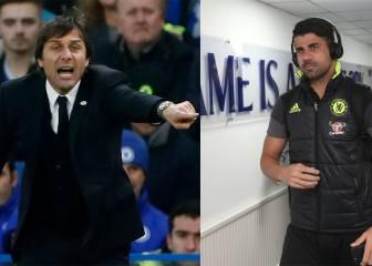 Conte perdona a Diego Costa, pero el delantero no renueva