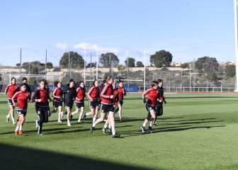 El Atlético supera al Barça en la Absoluta por vez primera