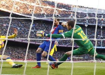 Leo Messi apaga con goles el incendio de su renovación
