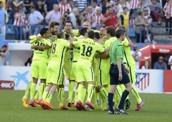 El Barça sueña con el plan de la 14-15: 53 puntos en 20 partidos