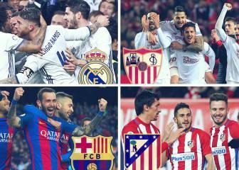 Al Madrid le sonríe calendario en lo que queda de LaLiga