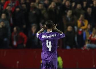 Confirmado: LaLiga denuncia los insultos a Ramos en Copa