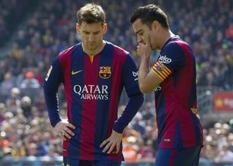 Xavi se pronuncia en el asunto de la renovación de Messi