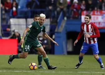 La actuación de Ceballos ante el Atleti impresionó a Simeone