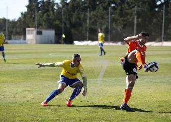 El Cádiz pierde por la mínima en su amistoso ante el Lausanne