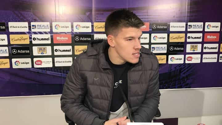 Becerra no jugará en Oviedo y el club preguntó al Rayo por Lass