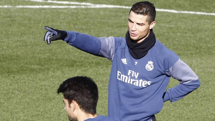Cristiano vuelve a una lista de Copa dos años después