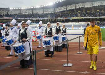 Real Sociedad to stage pre-Cup drum parade at Anoeta