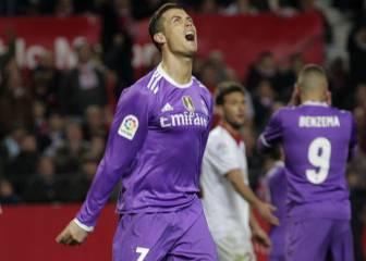 Cristiano pierde gol en Copa
