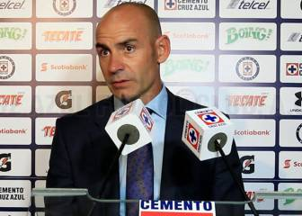 Jémez angry at question over his motive for managing Cruz Azul