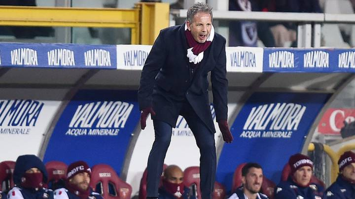 Mihajlovic, multado por romper el cartel del \'flash interview\'