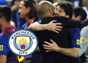 Pep enloquece por Messi y el City prepara una megaoferta