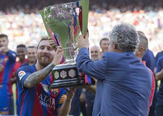 Cada punto del Barça en la Liga le costó 4,1 millones de euros
