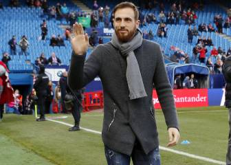 Oblak, la alternativa del United si De Gea se va al Real Madrid
