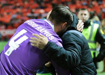 Ramos a Sampaoli: