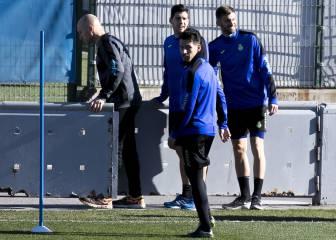 Objetivo de Leo Baptistao: llegar al Bernabéu el 18-F
