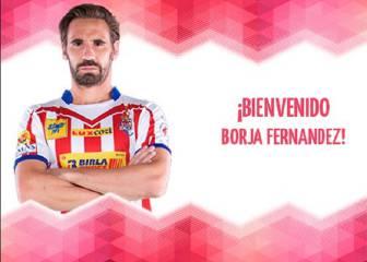 El Almería incorpora a Borja, exjugador del Atlético Kolkata