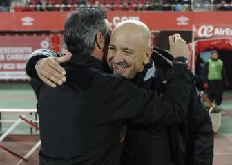 El Mirandés destituye a Claudio Barragán tras cuatro partidos