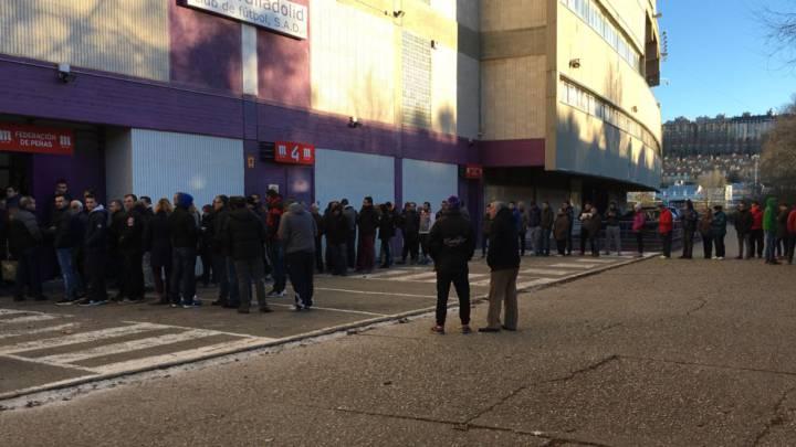 910 entradas vendidas para acompañar al equipo en Oviedo