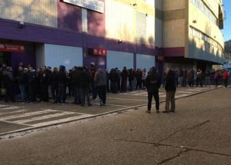 Respuesta masiva con 910 entradas vendidas para Oviedo