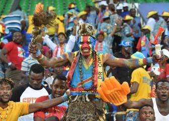 Las mejores hinchadas de la Copa de África