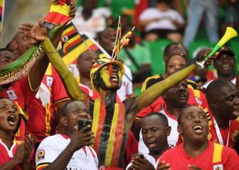 Las mejores aficiones de la Copa de África