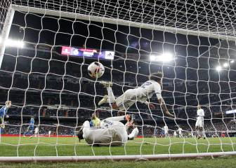 In Pictures: Real Madrid 1-2 Celta de Vigo