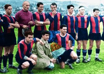 Un Real-Barça de 1928, origen de la oda de Alberti a Platko