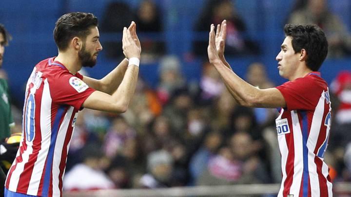 Cristiano y Gaitán.
