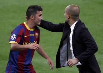 Villa defiende a Pep y apuesta a que sacará al City adelante