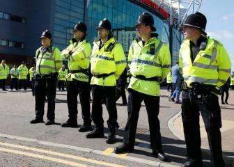 El United, primer club con un responsable antiterrorista