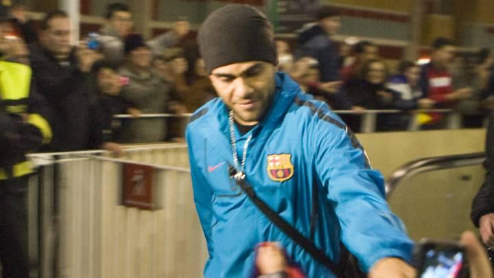 El Barcelona ya llegó tarde a Pamplona