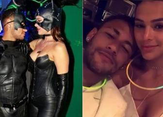El amor de Bruna, endereza a Neymar, ¡que crack!