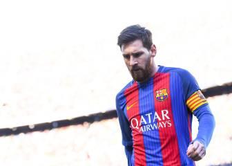 Messi ensalza a Cristiano y manda un envite al Barça
