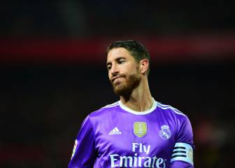 Piden nombrar a Sergio Ramos persona 'non grata' para el Sevilla