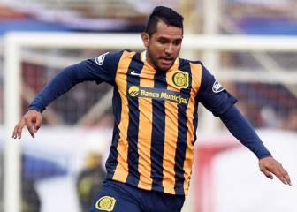 Atlético join the chase for Rosario Central ace Montoya