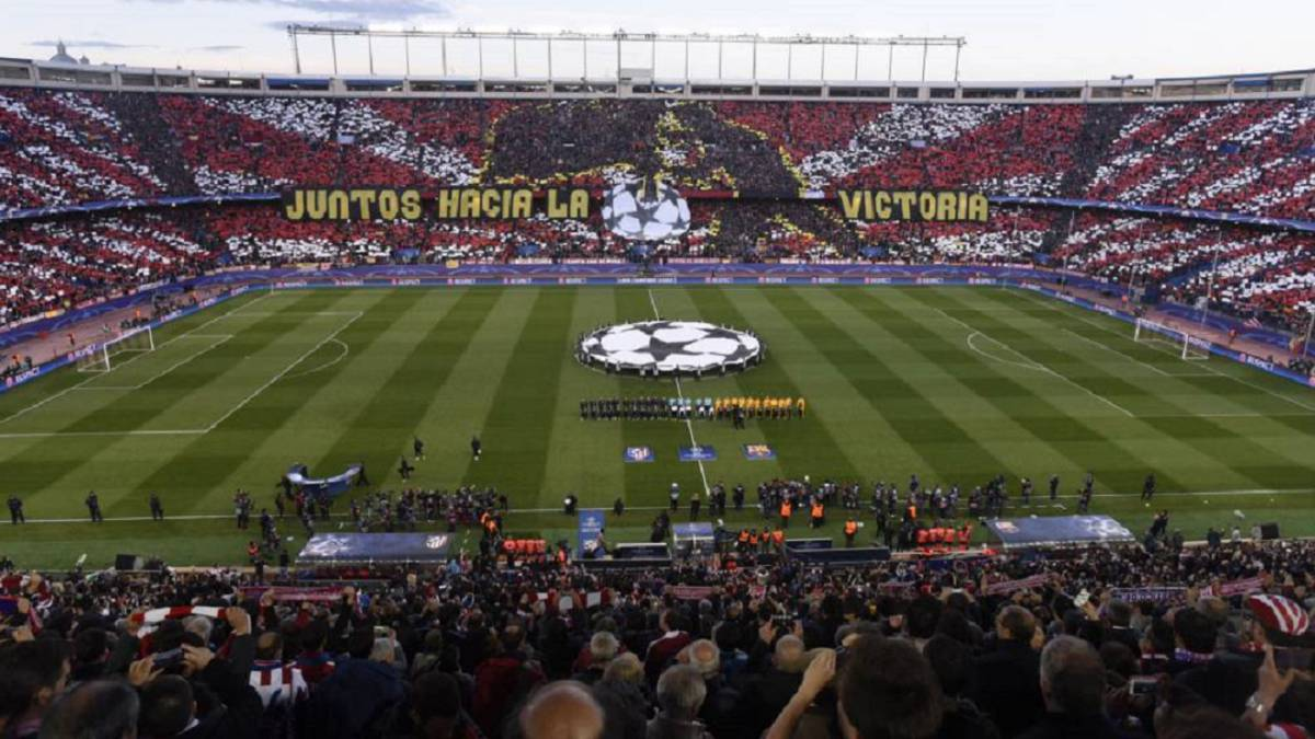 Atltico Madrid Hit Record Landmark 98000 Club Members Ascom