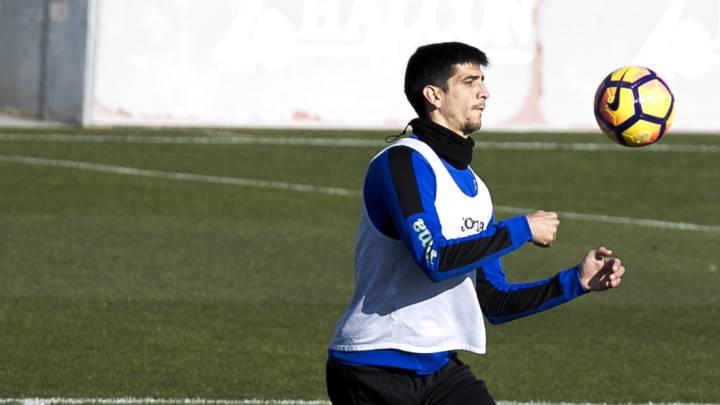 Gerard Moreno: \